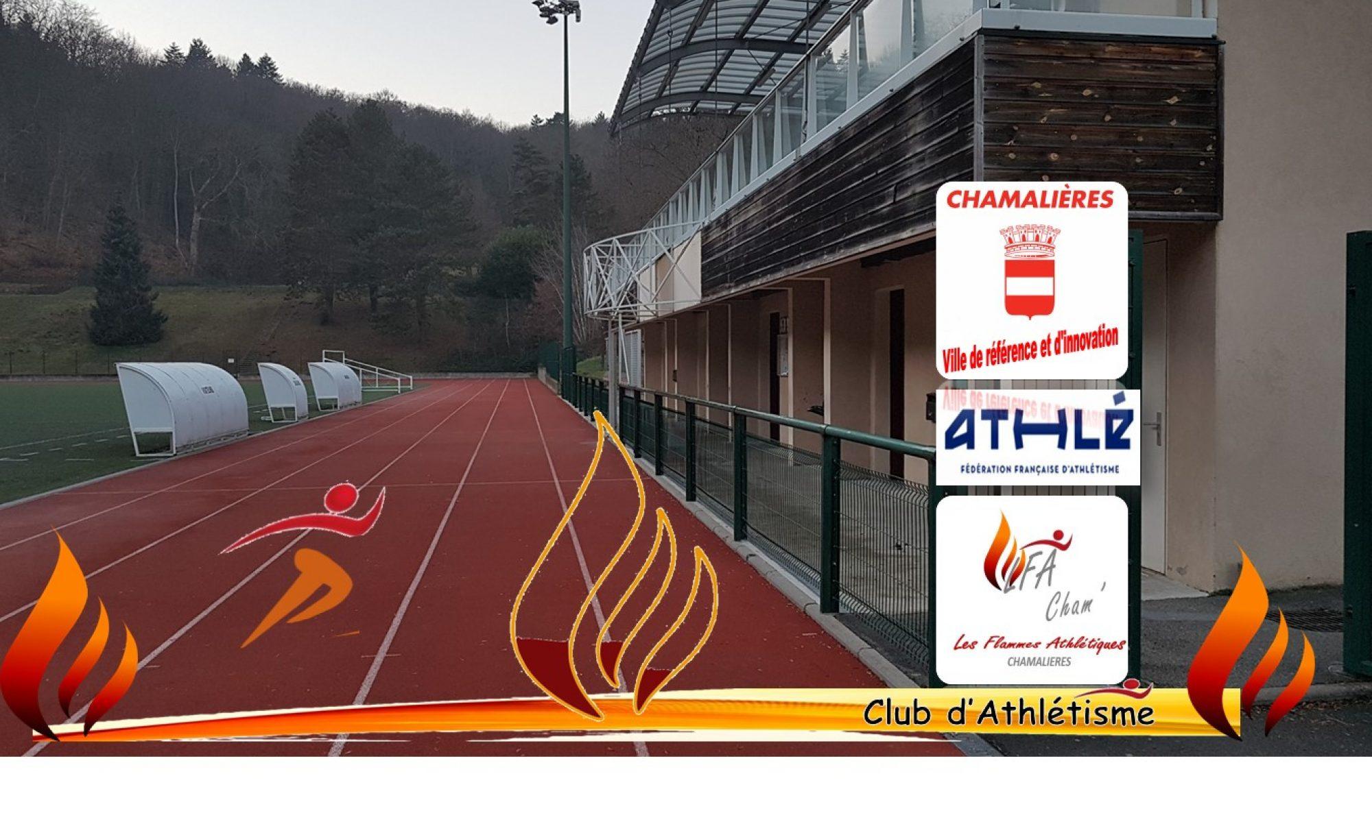 Les Flammes Athlétiques Chamalières