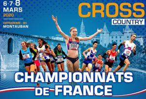Affiche Chpt France Cross 2020