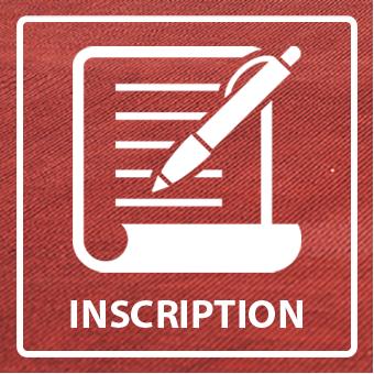 Lien vers le formulaire d'inscription