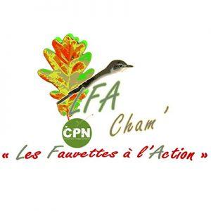 Logo des Fauvettes à l'Action