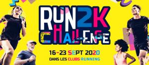 Run 2k challenge